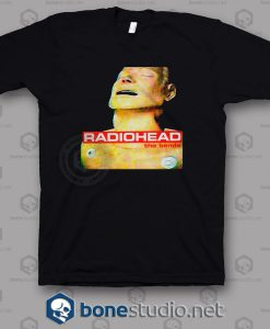 Radiohead The Bends Band T Shirt