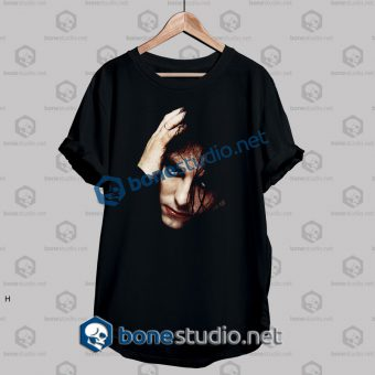 The Cure Robert Smith Band T Shirt