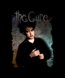 The Cure Robert Smith Vintage Art Band T shirt
