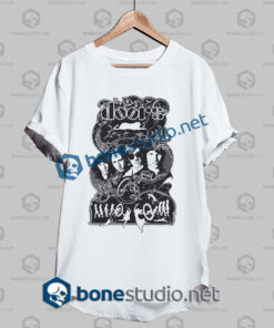The Doors Typo Mad Band T Shirt