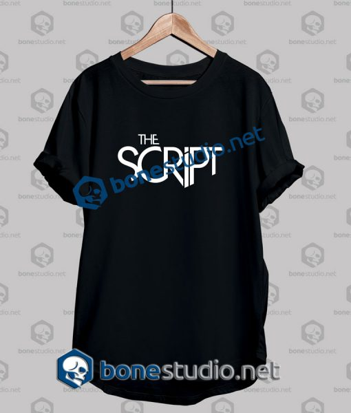 The Script Logo Band T shirt