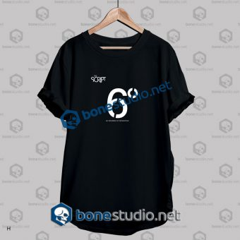 The Script Six Degrees Of Separation Band T shirt