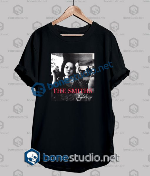 The Smith Best Band T Shirt