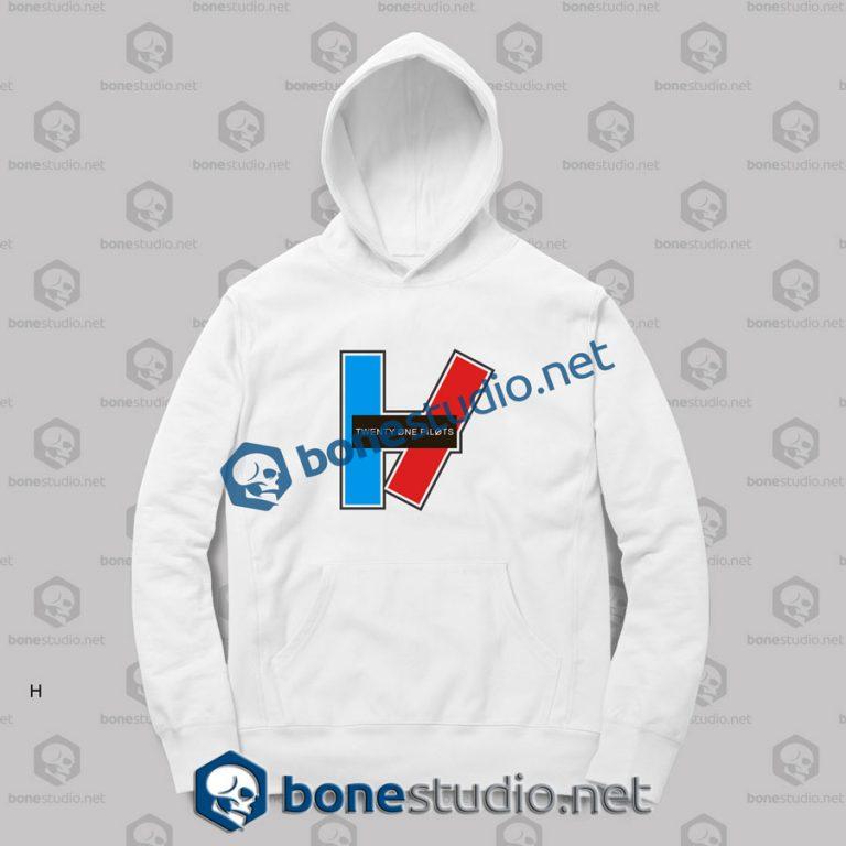 Twenty One Pilots Logo Band - Hoodies