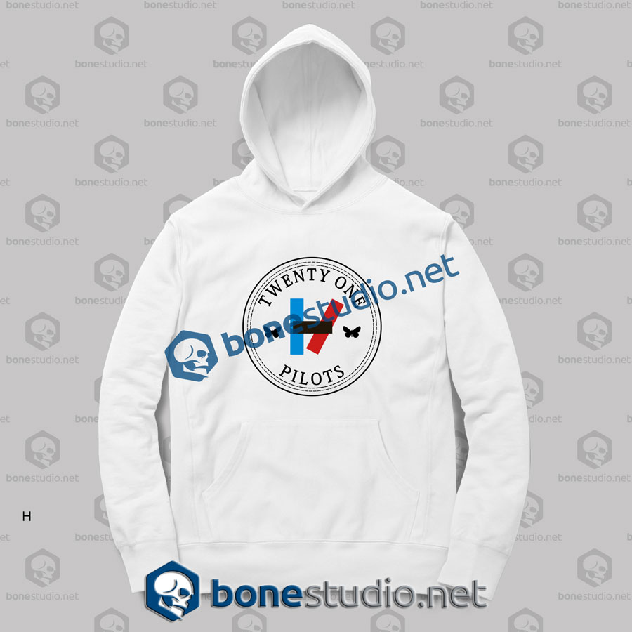 Twenty One Pilots Converse Band - Hoodies