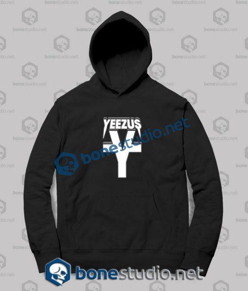 Yeezus 3d Yeezy - Hoodies