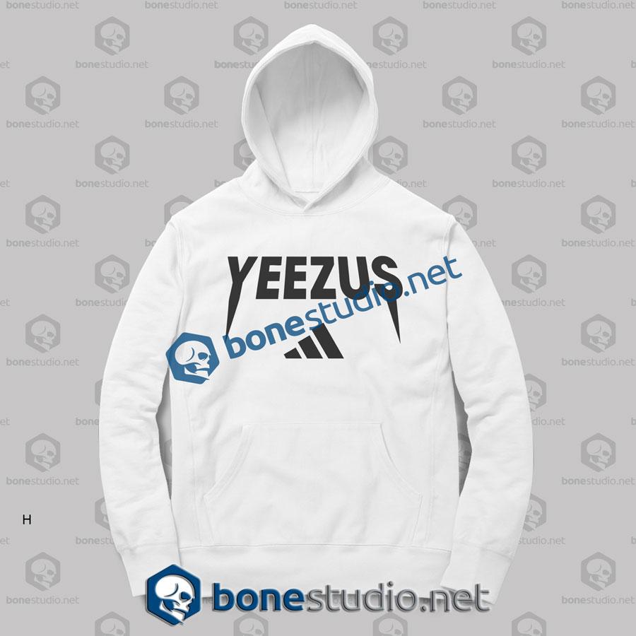 Yeezus Adidas - Hoodies