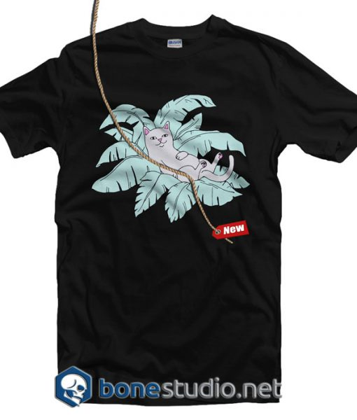 Jungle Nermal Leaf T Shirt