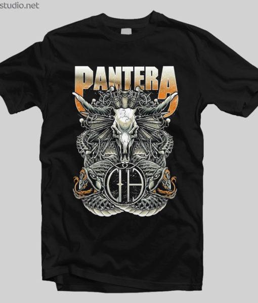 Pantera Band T Shirt