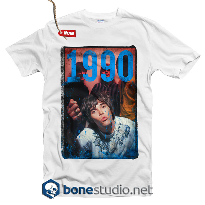 Stone Roses So Young Band T Shirt