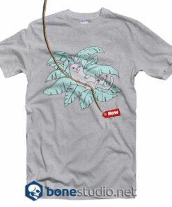 Jungle Nermal Leaf T Shirt