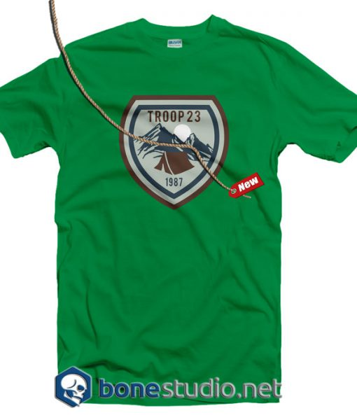 Troop 23 T Shirt