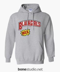 Black Girls Rock Hoodies sport grey