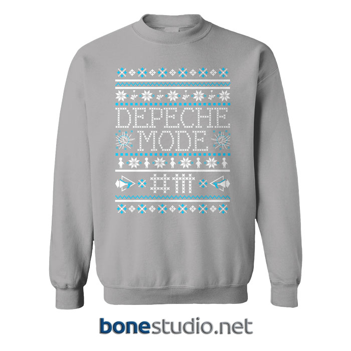 Ugly Sweater Christmas.Depeche Mode Band Ugly Sweater Christmas Sweatshirt Unisex Size S M L Xl 2xl 3xl