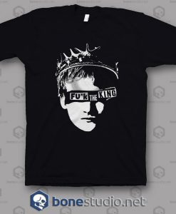 Game Of Thrones Fuck The King Joffrey Baratheon Funny Quote T Shirt