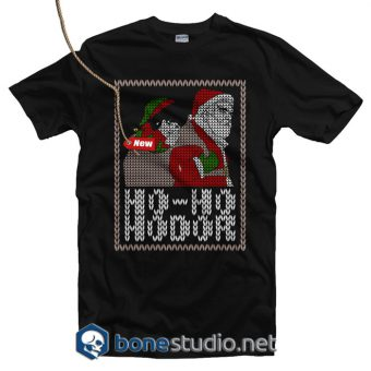 Hoho Hodor Game Of Thrones Christmas Ugly Sweater T Shirt