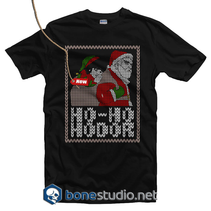 Hoho Hodor Game Of Thrones Christmas Ugly Sweater T Shirt