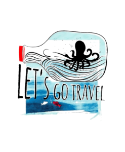 Let's Go Travel T Shirt