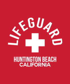 Lifeguard Huntington Beach Hoodies