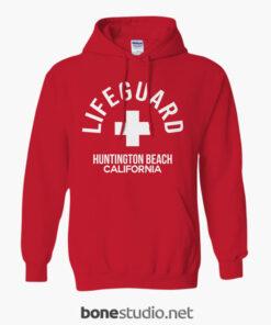 Lifeguard Huntington Beach Hoodies