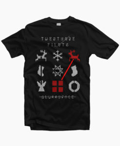 Twenty One Pilots Christmas Ugly Sweater T Shirt