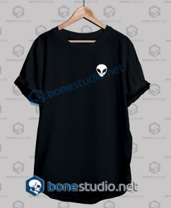 Alien Logo T Shirt