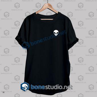 Alien Logo T Shirt