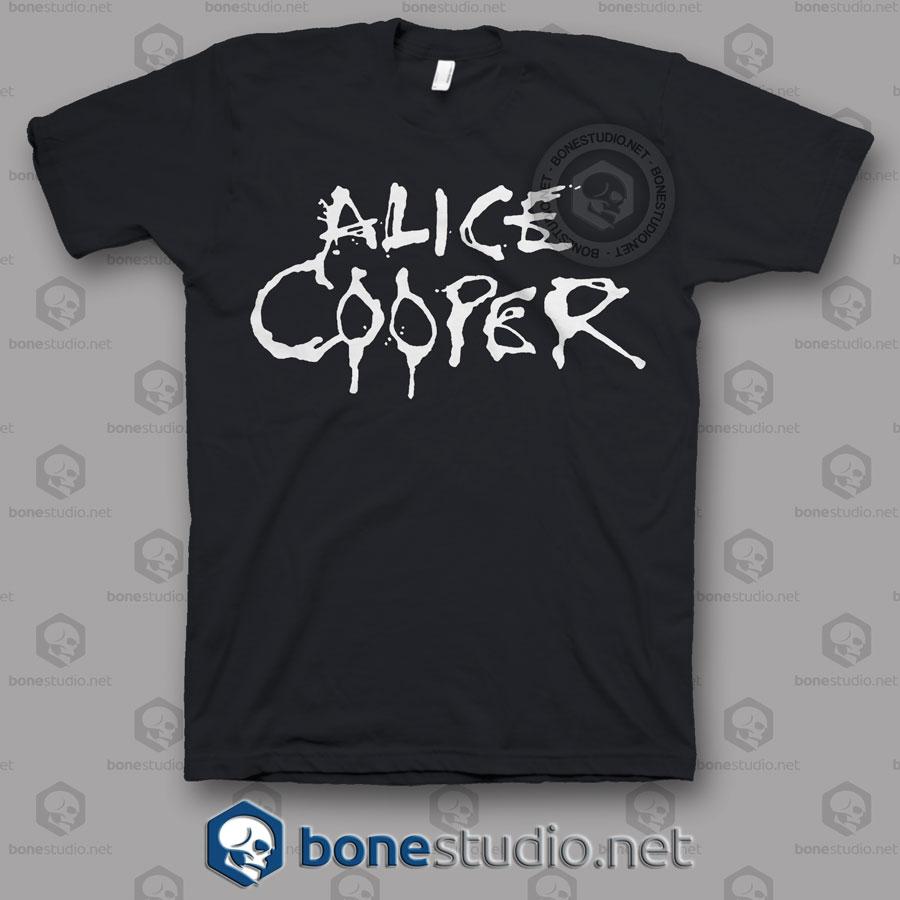 Alice Cooper Band T Shirt