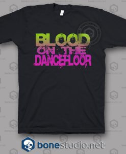 Blood On The Dance Floor Band T Shirt