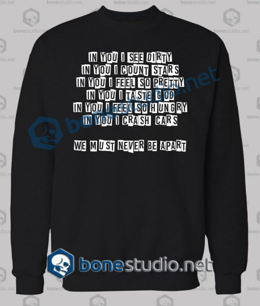 Ava Adore Billy Corgan Quote Sweatshirt