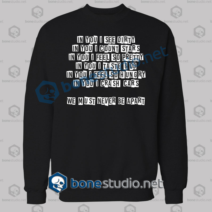 Ava Adore Billy Corgan Quote Sweatshirt