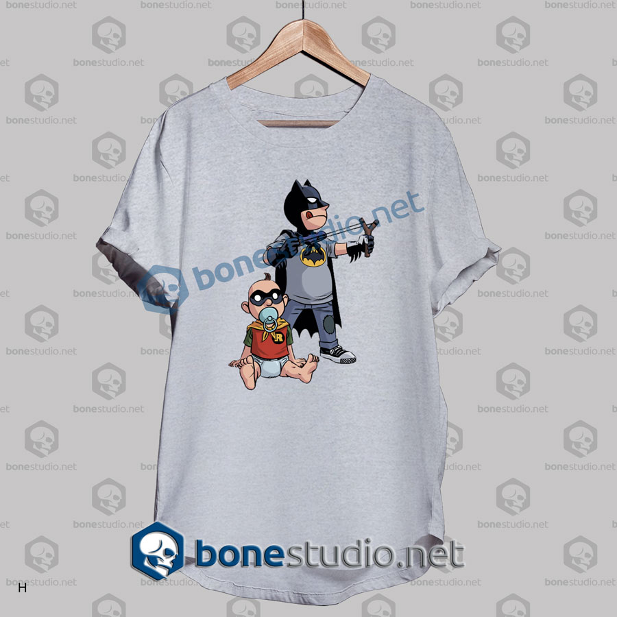 Batman Robin Funny T Shirt