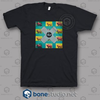 Blur She's So High Band T Shirt