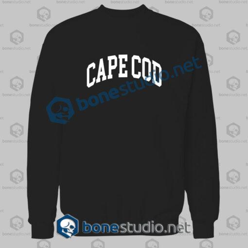 cape cod sweatshirt black