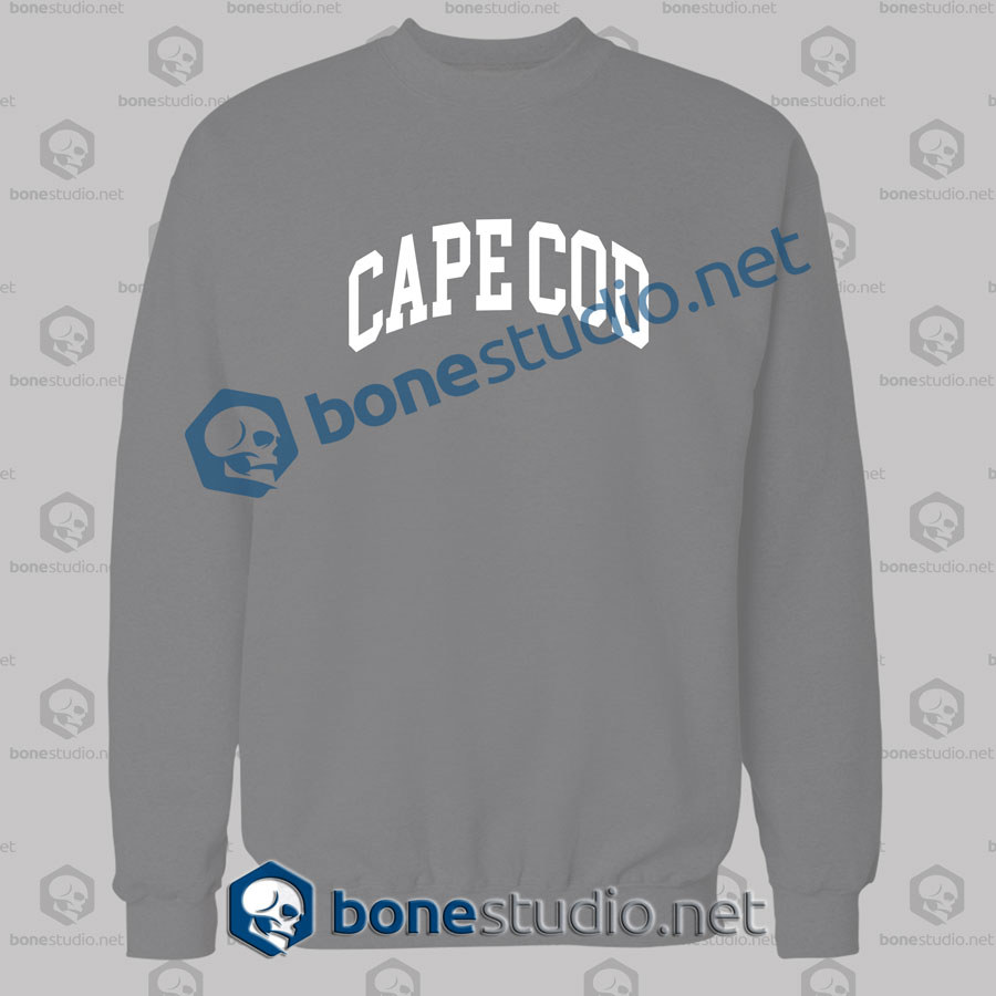 Cape Cod Sweatshirt