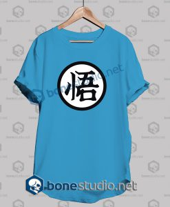 Dragon Ball Z Logo T Shirt