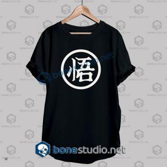 Dragon Ball Z Logo T Shirt
