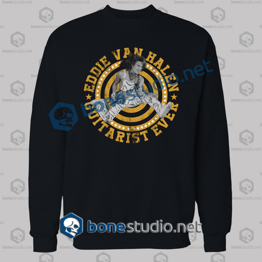 Eddie Van Halen Sweatshirt