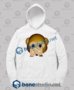 Forever 3d Monkeys Emoji Funny Hoodies