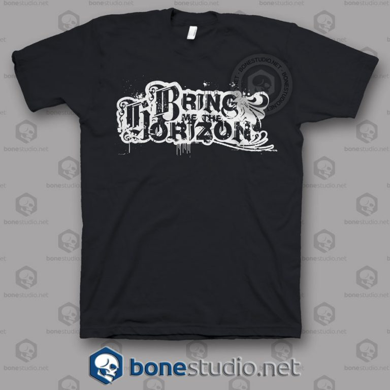 Bring Me The Horizon Band T Shirt