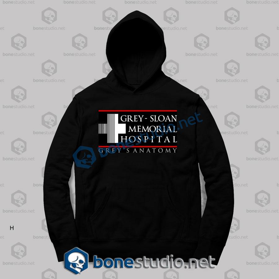 grey sloan memorial hospital hoodies