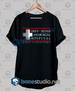 Grey Sloan Memorial Hospital T Shirt