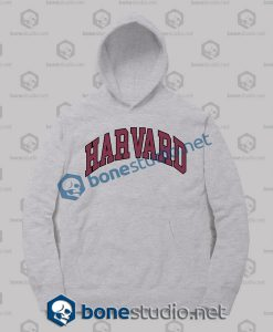 Harvard College Block Hoodies