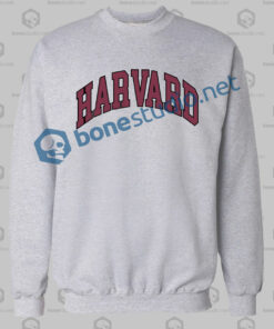 Harvard College Block Sweatshirt