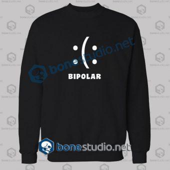 Husband Gift Bipolar Funny Sweatshirt