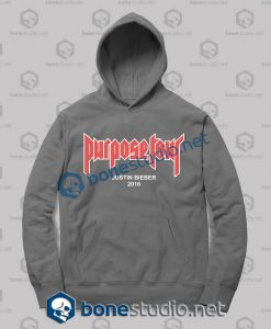 Justin Bieber Purpose Tour 2016 Hoodies