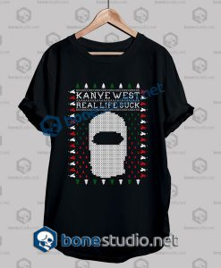 Kanye West Ugly Sweater T Shirt