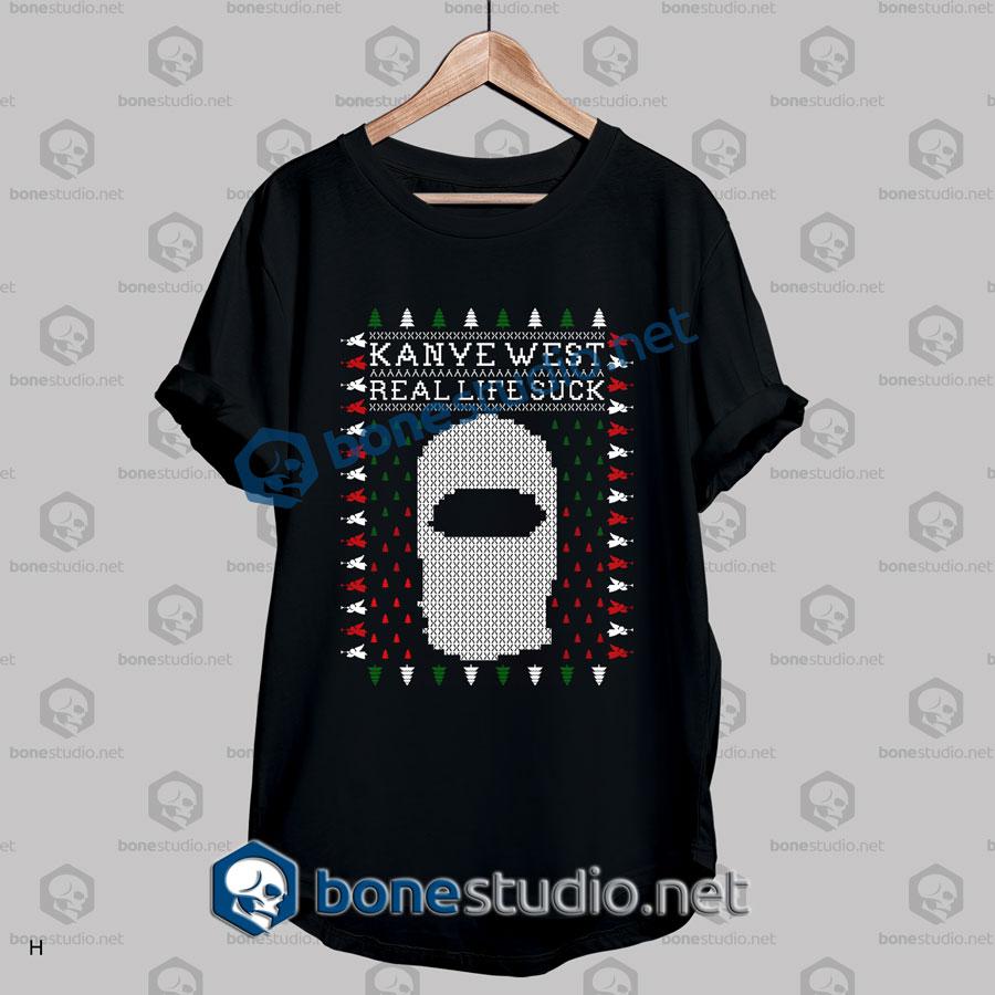 Kanye West Ugly Sweater T Shirt