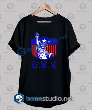 Liberty Made In Usa T Shirt