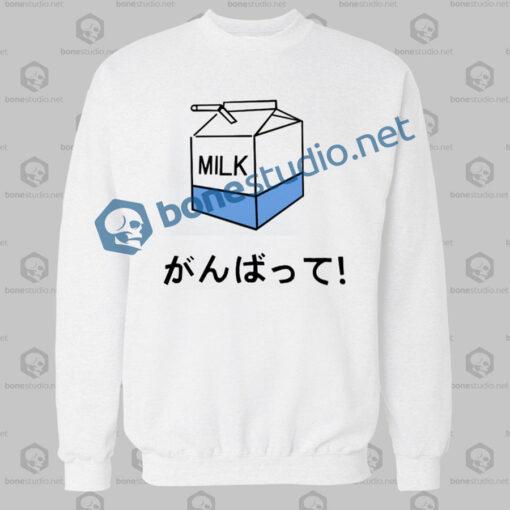 Milk Sweatshirt
